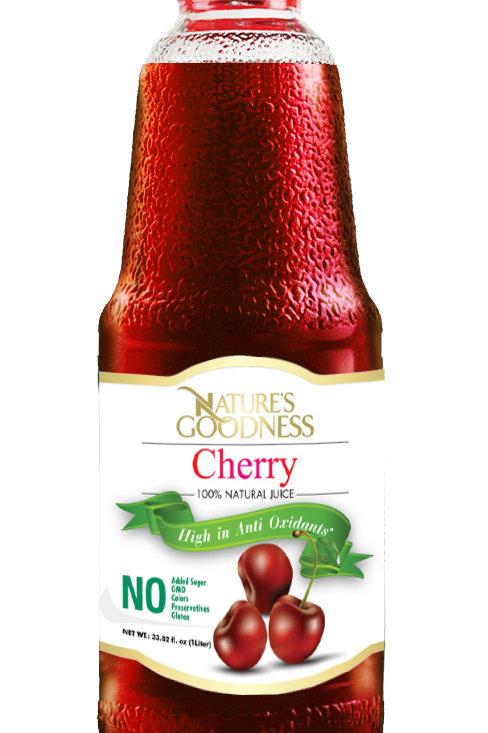 CHERRY JUICE | %100 | NON-GMO