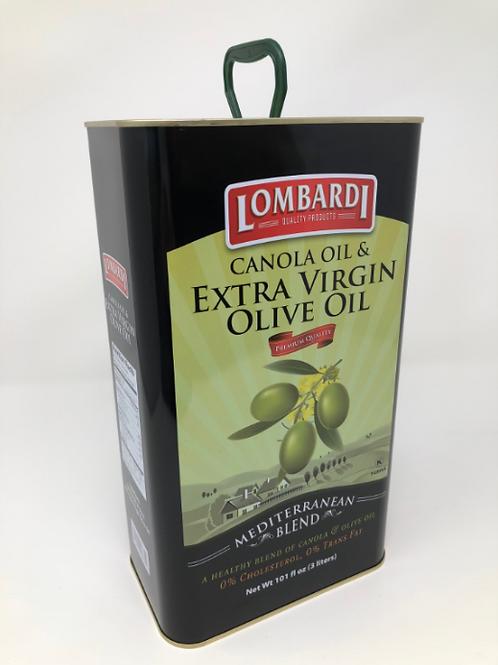 EXTRA VIRGIN OLIVE OIL BLEND 101.44 FL OZ