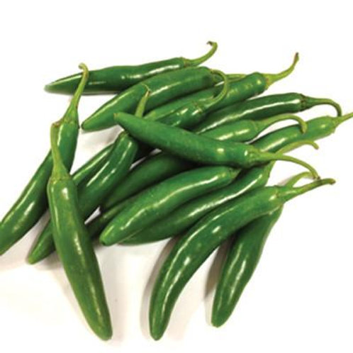 Hot Pepper - Serrano