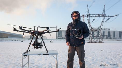 UAA-Unmanned-Aviation-Academy-letecka-skola-DJI-Matrice-600-Pro-Dukovany