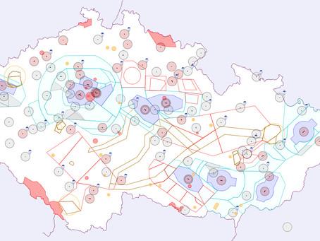 Změny v organizaci vzdušného prostoru ČR v roce 2021