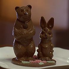 Миша и Зайка