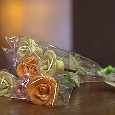 Цветы, 1 шт.