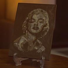 Шоколадный портрет