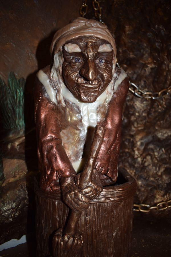 музей шоколада в Краснодаре шоколад-авен