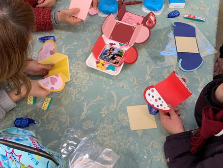オリジナルカード作り教室