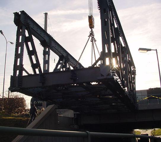 Roth Waagner Brücke Revitalisierung historischer Bestand