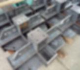 Komponentenbau Stahl