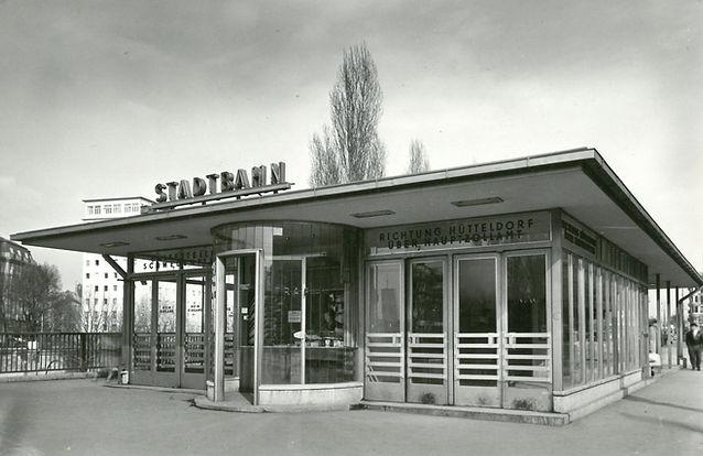 Foto Stadtbahn Schwedenplatz