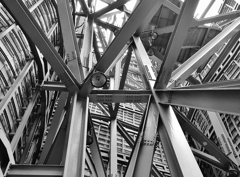 Stahlbau Erdbeben