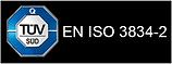 EN 3834-2 Zertifizierung