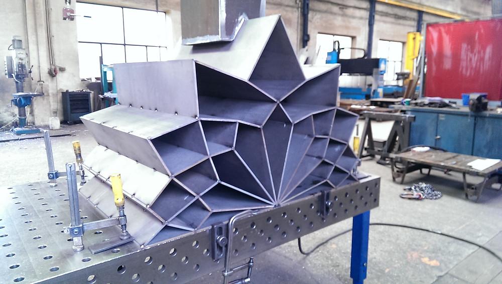 Alatr Stahlbau Kunst