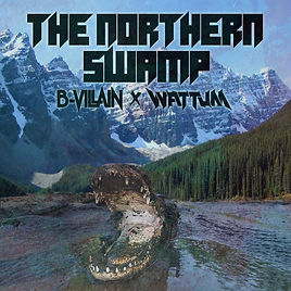 BVillain X Wattum The Nothern Swamp EP A