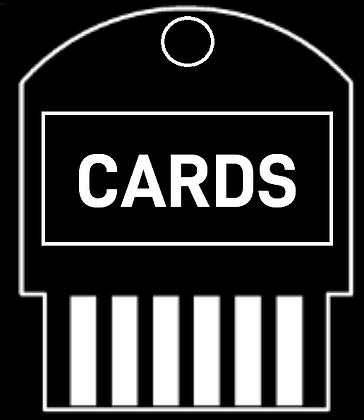 Arcades - CARDS