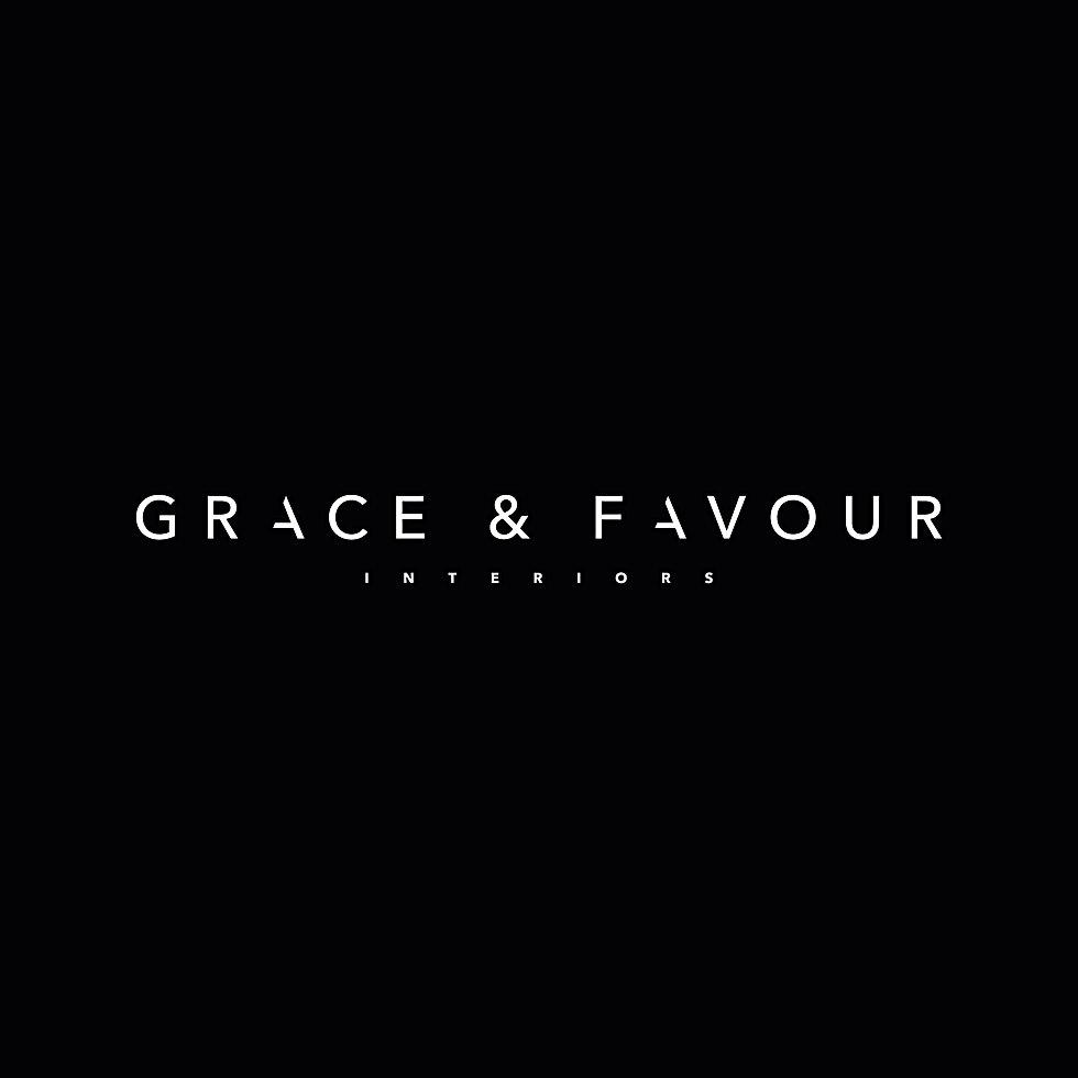 Grace&Favour interiors white on black lo