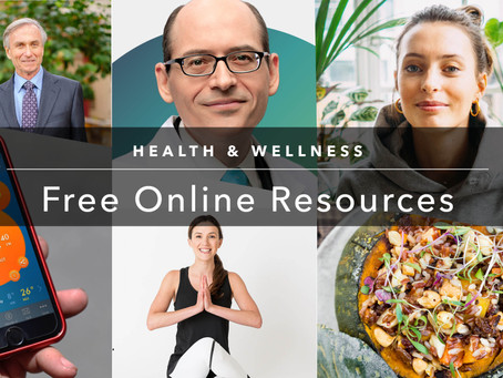7 Online Resources for Wellness