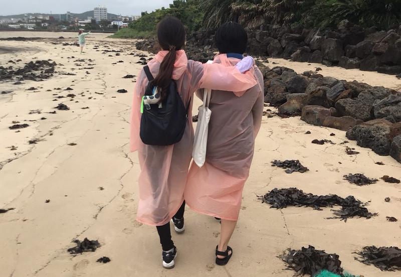 Visit to Jeju