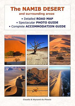 The Namib Desert Map