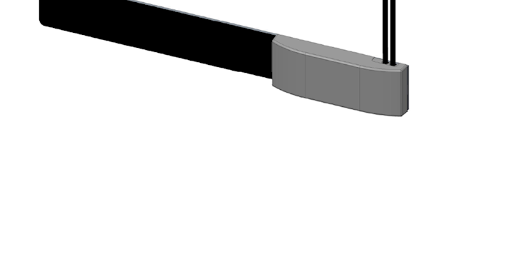 4G MIMO & GPS Glassmount Antenna A.4576.02