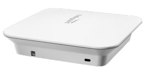 The Cradlepoint AP22 is designed to work with AER Series routers to extend WiFi