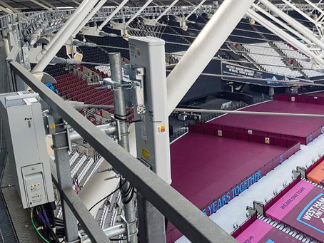 London Stadium now has superfast 5G, thanks to EE
