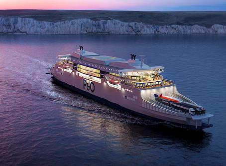 ABB powers P&O super-ferries towards new sustainable transport era