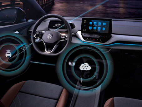VW launches over-the-air updates for ID vehicles