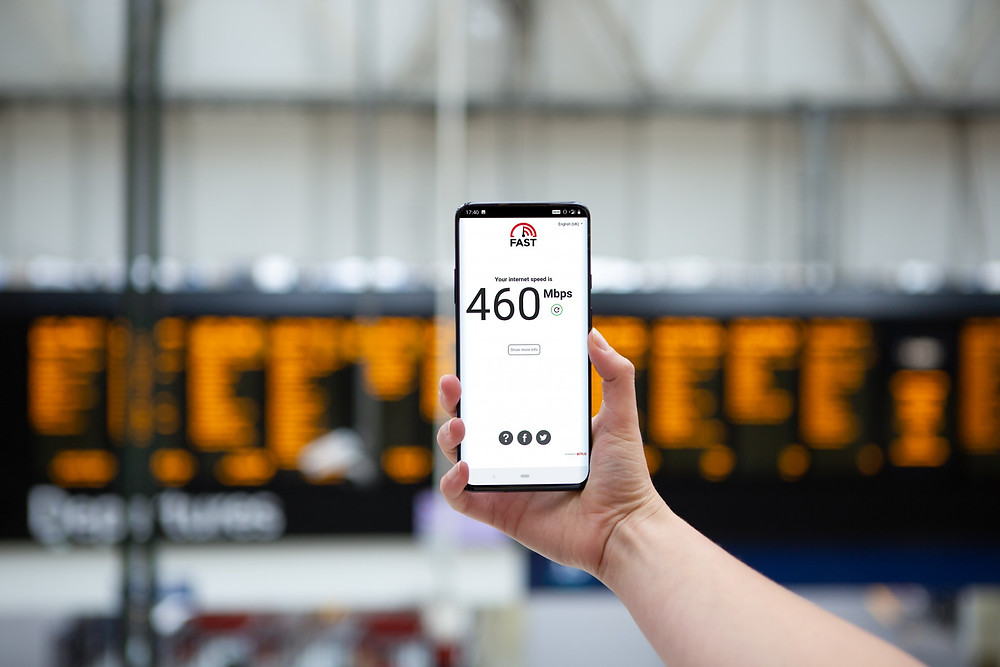 EE connects major transport hubs in the UK to 5G