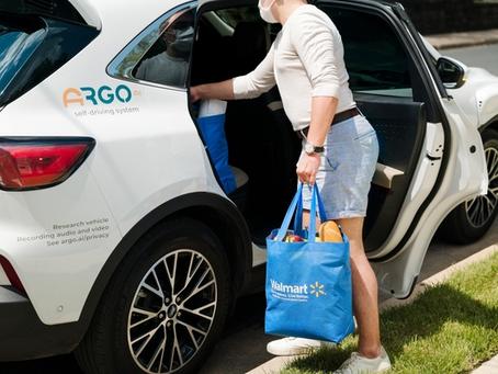Companies collaborate to provide multi-city autonomous delivery service