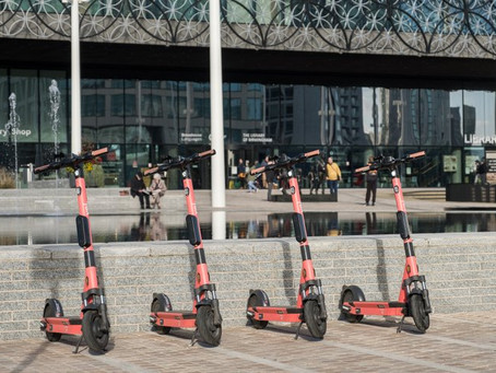 Voi launches large scale e-scooter safety trial in Northampton