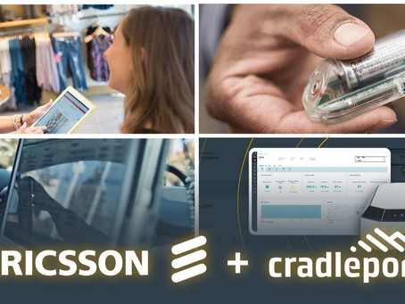 Ericsson Accelerates 5G for Enterprise with Acquisition of Cradlepoint