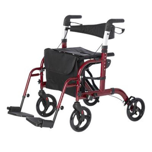 LifeStyle Translator - Rollator and Transport Chair - 2 in 1