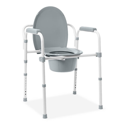 Medline Standard 3-in-1 Bedside Commode