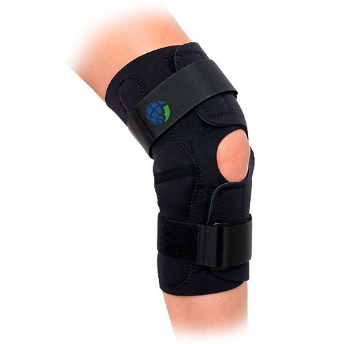 Advanced Ortho Wrap Around Hinged Knee Brace