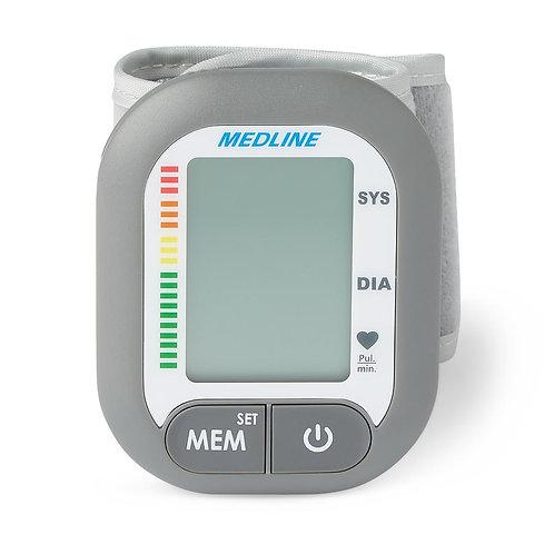 Medline Digital Wrist Blood Pressure Monitor