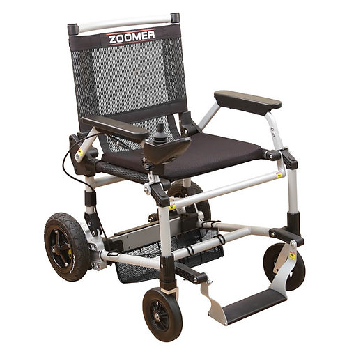 Zoomer Foldable Power Wheelchair