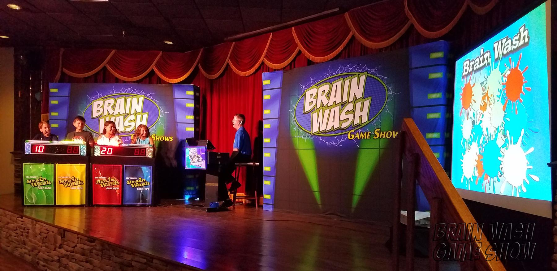 Brain Wash Game Show 5