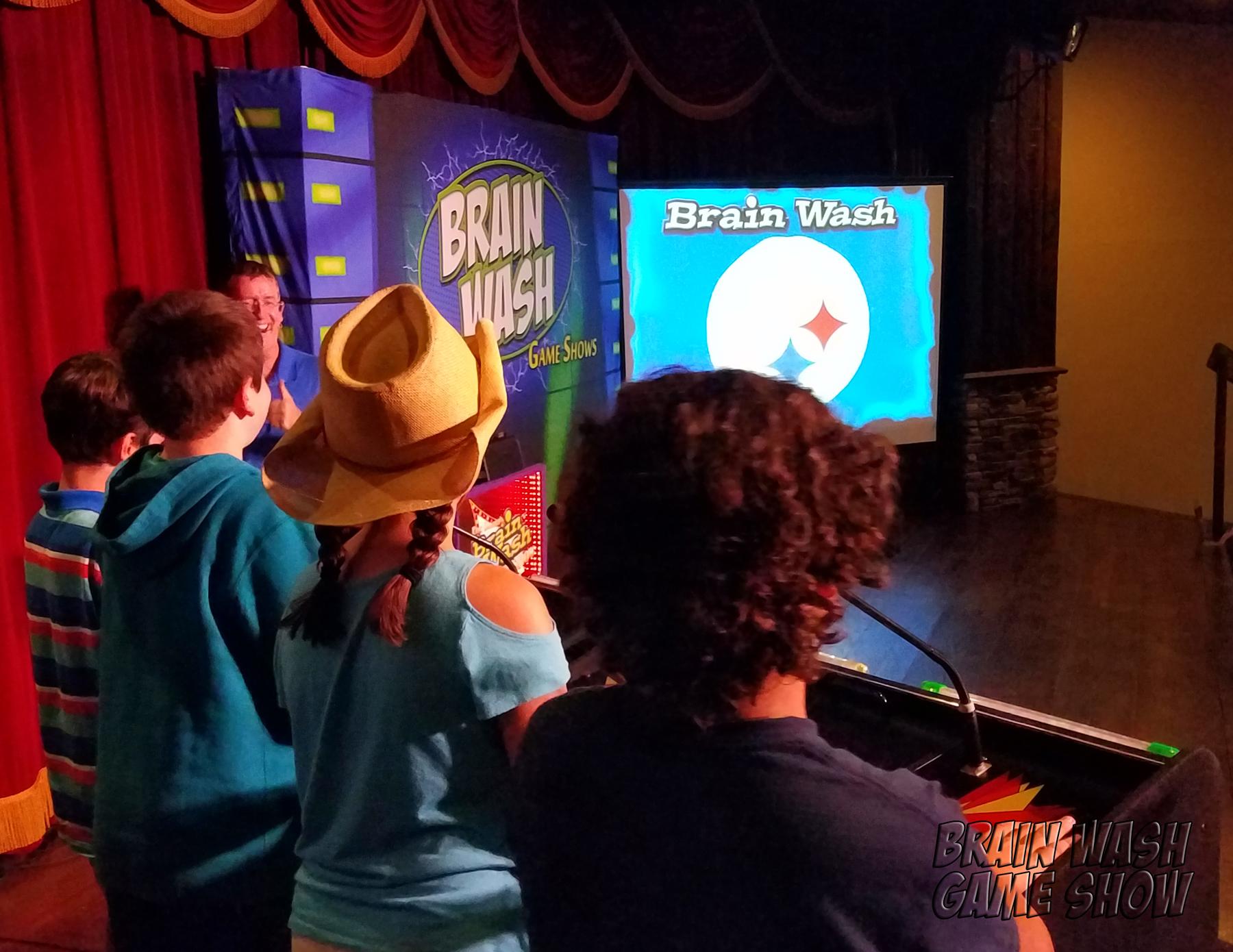Brain Wash Game Show 4