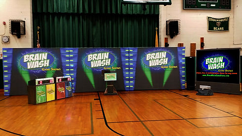 Brain Wash Game Show schools corporate best top number 1