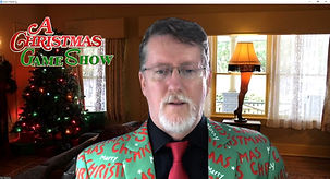 corporate virtual game show school Christmas story