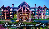 Grand Cascades Lodge CrystalSprings Brain Wash Game Shows