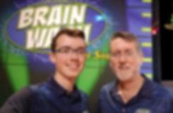 Brain Wash Game Show schools corporate best game show team building entertainment Eric Dasher stem assembly