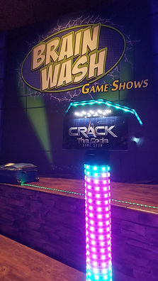Brain Wash Game Show schools corporate best game show team building entertainment Eric Dasher stem assembly crack the code