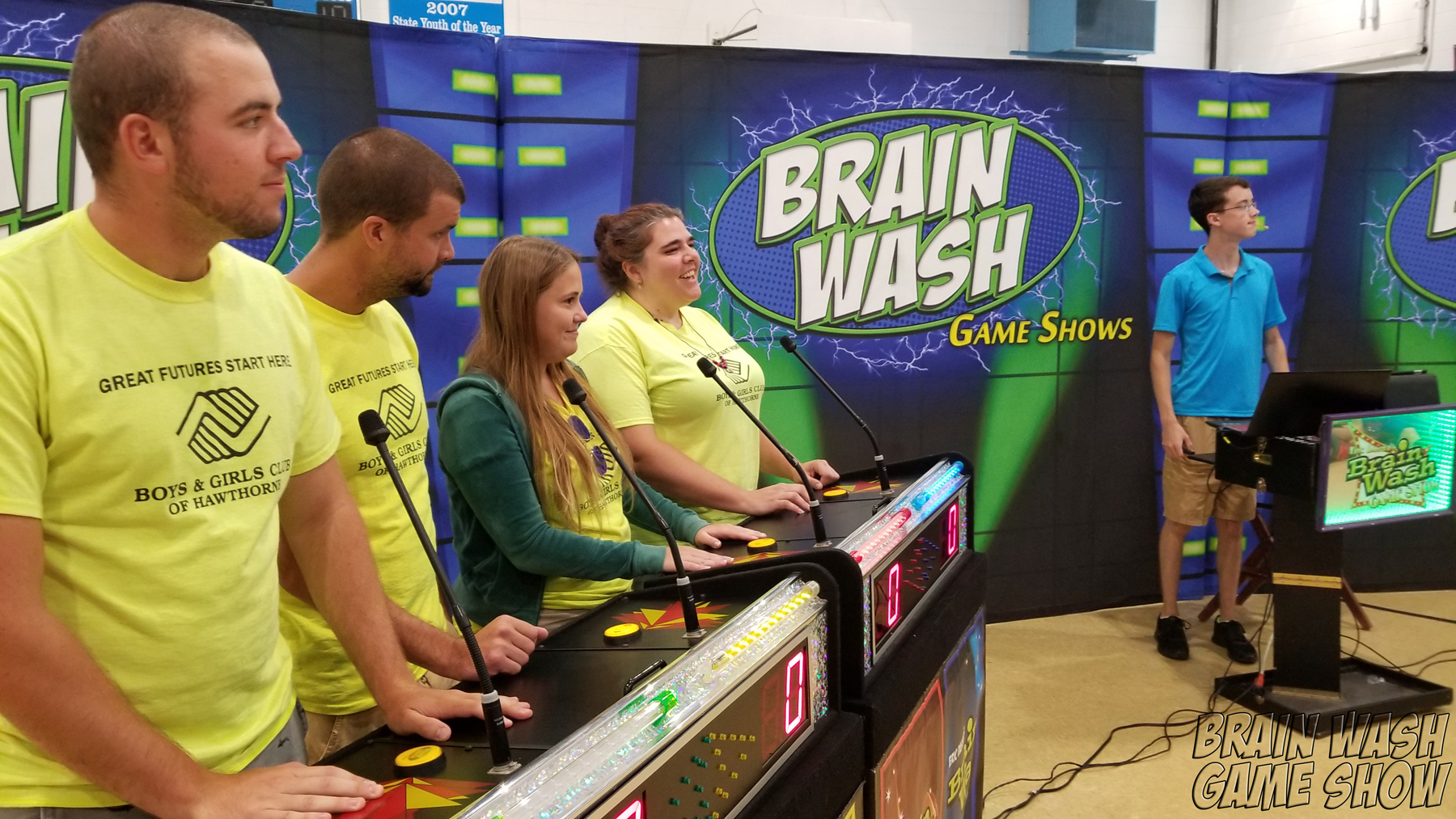 Brain Wash Game Show 9
