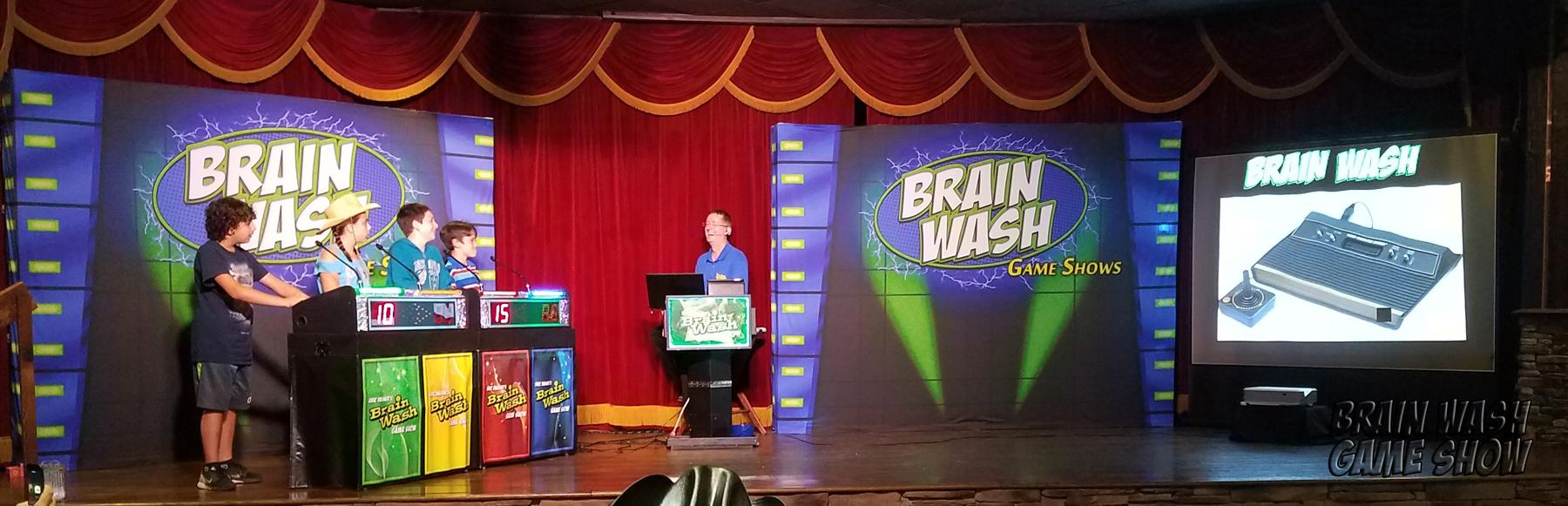 Brain Wash Game Show 3