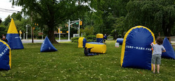 NERF Wars park 27