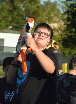 Guns and Hoses Nerf Wars 2