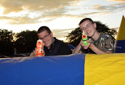 Guns and Hoses Nerf Wars 1