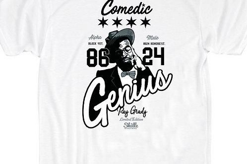 Ray Grady, Comedic Genius