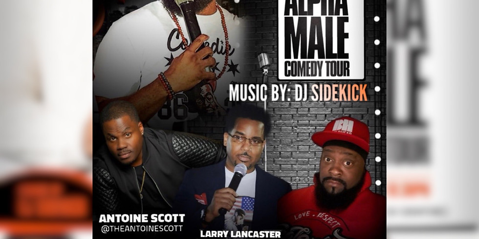 FAYETTEVILLE, NC - Ray Grady's Alpha Male Comedy Tour at Club Kulture
